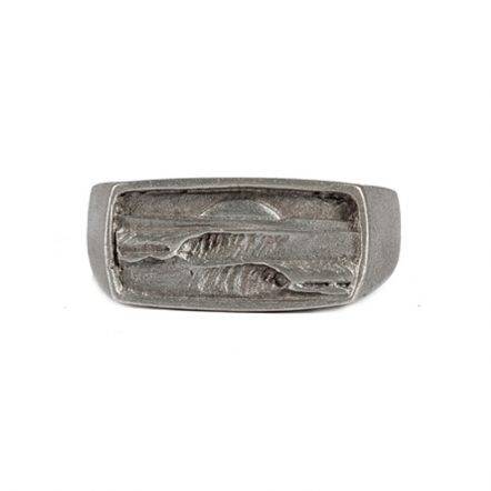 Dawn Patrol Wave Ring