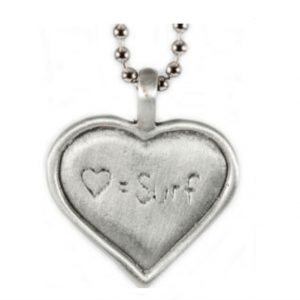 Love Sets Pendant back