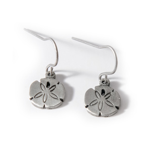 Sand Dollar Earrings